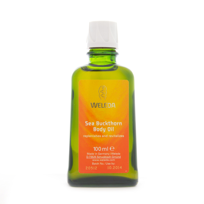 Weleda buckthorn oil