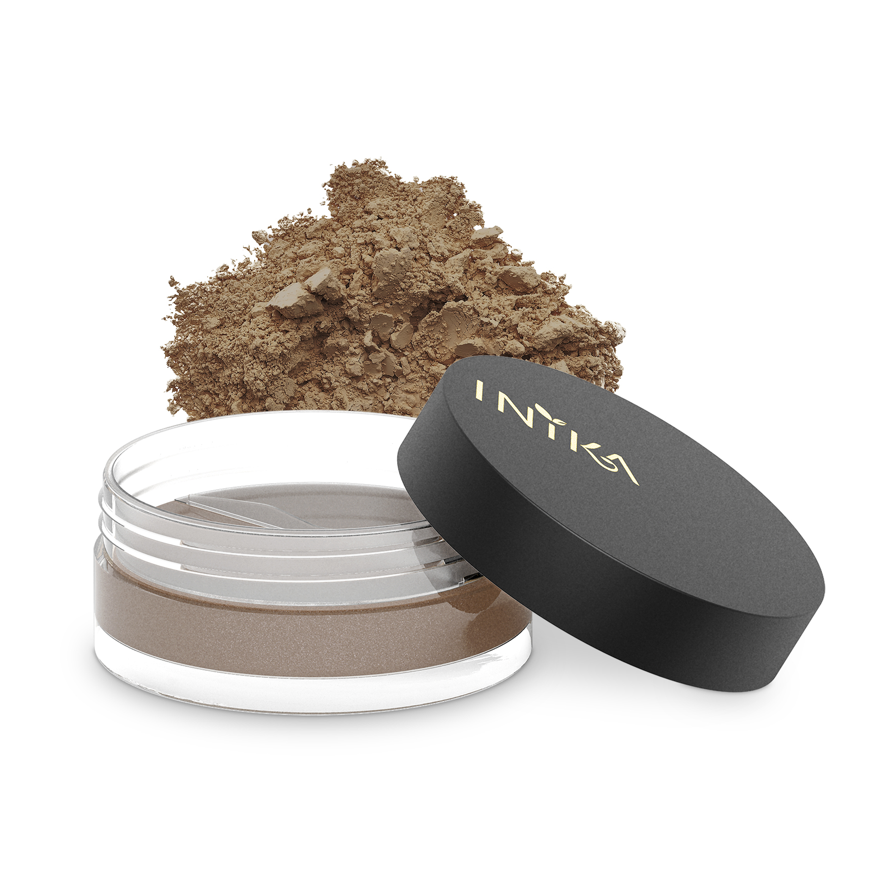 INIKA Loose Mineral Bronzer 3.5g Sunloving With Product