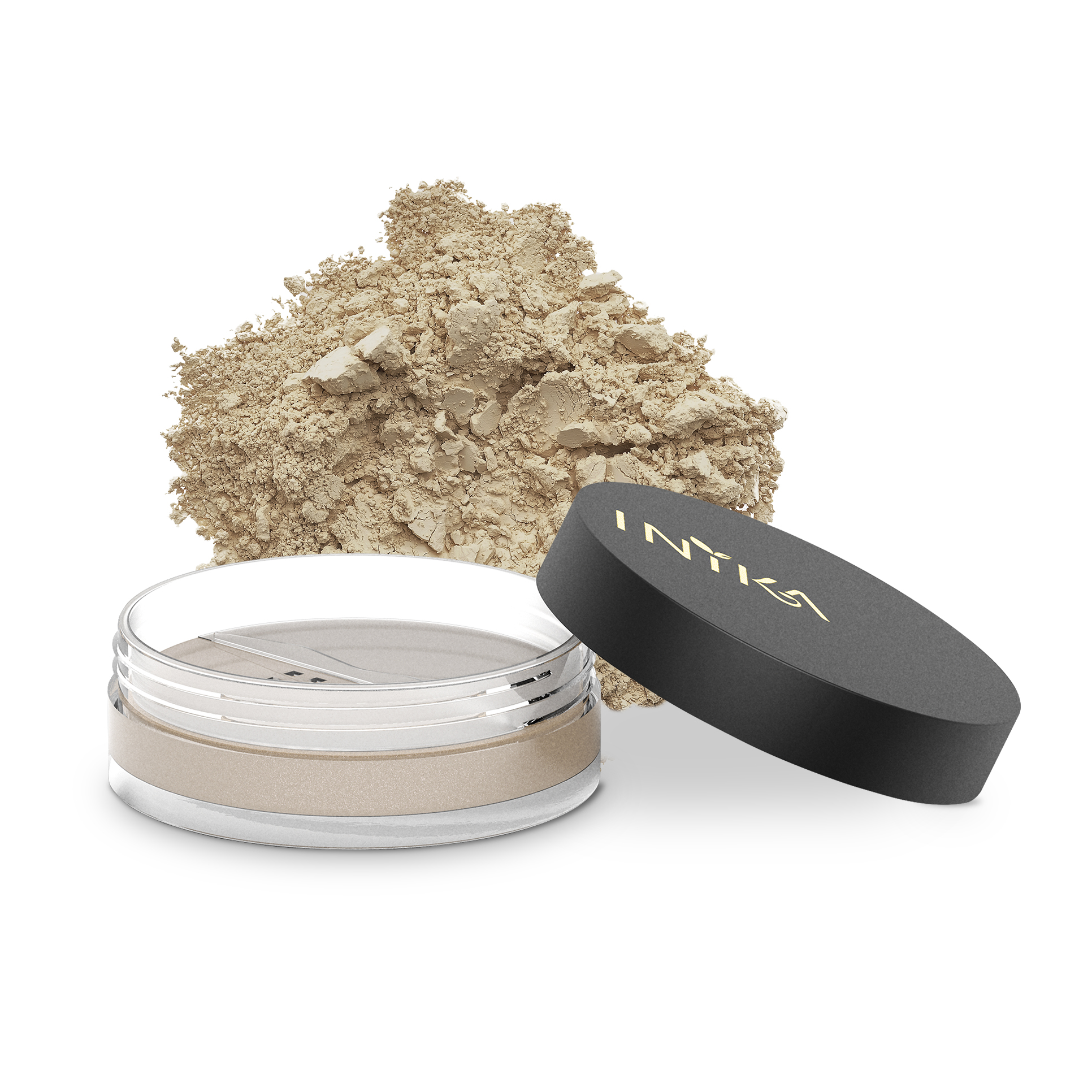 INIKA Loose Mineral Foundation 8g Nurture With Product