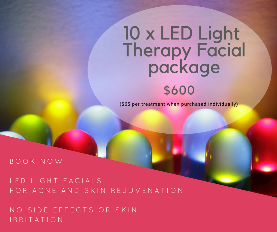 Led light therapy facials for acne and skin rejuvenation sage beauty call 02 9130 7064 or email us to book your led light therapy treatment solutioingenieria