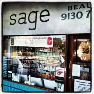 Sage Instagram shop