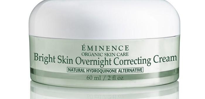 Eminence – Bright Skin Overnight Correcting Cream – 60ml
