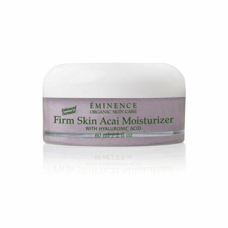firm skin moist