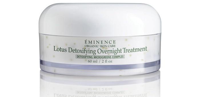 Eminence – Lotus Detoxifying Overnight Treatment – 60ml