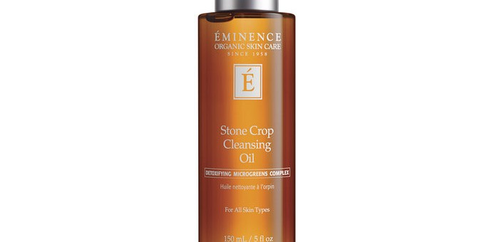 Eminence – Stone Crop Cleansing Oil – 150ml